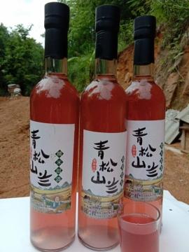青松山兰糯米甜酒500g